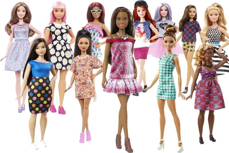 Barbie fashionistas — DonDino juguetes